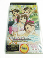The Idol Master Wandering Star SP Playstation PSP Import Game Asian New