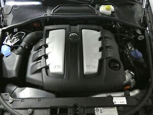 VW Audi Phaeton Touareg 3.0 V6 TDI CEXA 240Ps 176Kw Motor geprüft 171Tkm Top