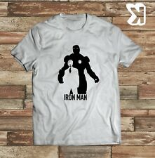 Iron Man Marvel T-shirt (Small,Medium,Large,XL)