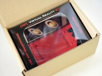 OWL Virtual Reality Kit Stereoscope 3d Viewer by Brian May