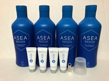 ASEA REDOX Dietary Supplement 4 Bottles+4 Renu28 Sample +USB+Free Shipping