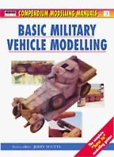 Basic Military Vehicle Modelling (Osprey Modelling Manuals Volume 3), , Good Boo