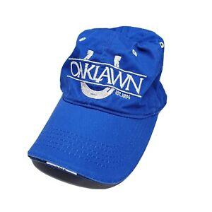 2015 OAKLAWN PARK Horse Racing Baseball Cap Gaming Hat Hot Springs, Arkansas