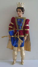 KEN Doll Clothes/Fashion Royal/King/Prince Garment Set NICE! NEW!