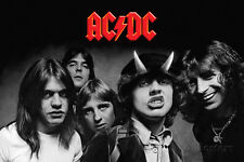 AC/DC Highway To Hell Poster Print 36x24 Rock & Pop Music
