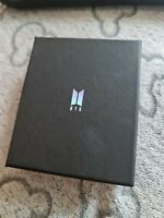 Official BTS Map Of The Soul Tour Ring Set Size 17 (Photocards Included) (UK...