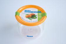 Bote Maxi Portion (300ml) para Babycook de BEABA - naranja