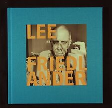 Lee Friedlander Hardcover Limited Edition New & Signed Photography Book