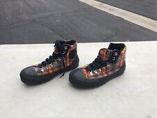 Converse Woolrich Chuck Shoes! Unisex Mens 6 Womens 7.5 Multicolor Rare!