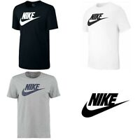 Nike Futura Icon Mens T Shirt Casual Cotton T-Shirt Gym Sports Tee Size S M L XL
