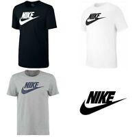 Nike Futura Icon Mens T Shirt Casual Cotton T-Shirt Gym Sports Tee Size S M L XL