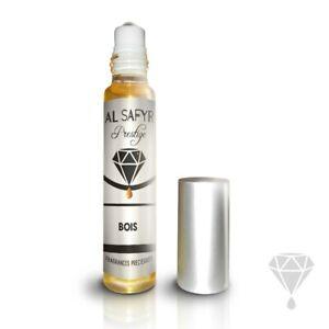 Collection Privé Bois Senteur D'Argent N°1 Musc Parfum Mixte Sans Alcool roll on