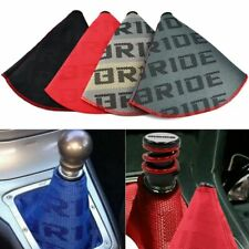 Universal Fabric Shifter Shift Boot Cover Gaiter Gear Manual Shifter Car Auto