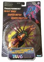 Transformers Beast Wars Transmetals Tarantulas Vintage 1998 Action Figure NEW