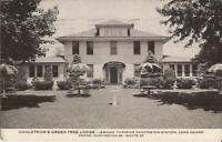 Huntington Station, NEW YORK - Dahlstrom Green Tree Lodge - 1944  Suffolk County