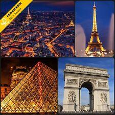 Tagesausflug Paris Visite France courtes vacances PROMO COUPON