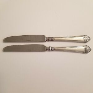 Dinner Knife EAVE Oneida China  Stainless Flatware 2 Pieces