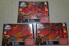 Jurassic World Park Legacy Collection Mini Dinos Spinosaurus Brachiosaurus trex