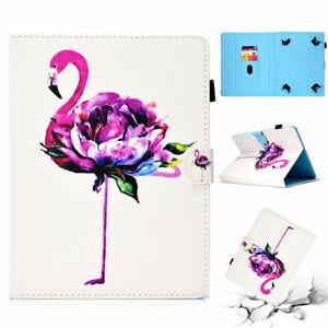 """Unicorn/Flamingo EGL Amazon Samsung Galaxy Tab A A6 7"""" /8"""" / 10.1"""" Tablet Case"""