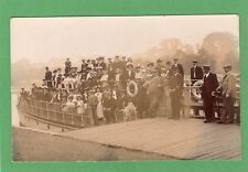 The Victory London Paddle Steamer ? RP pc used Ref F582