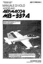 FRECCE TRICOLORI AerMacchi MB339A 2000 (AER1TMB339A1) Flight Manual - DVD