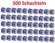 Streichhölzer Riesaer Zündhölzer 500 Schachteln 19.000 Stück