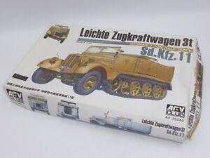 AFV Club Leichte Zugkraftwagen 3t German Half Track Sd.Kfz.11 Item AF 35040