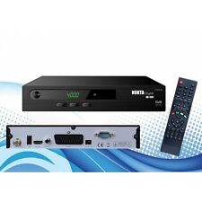 nokta digital  HD-6110  Démodulateur satellite Full HD FTA HDMI Péritel USB
