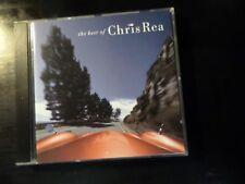 CD ALBUM - CHRIS REA - BEST OF