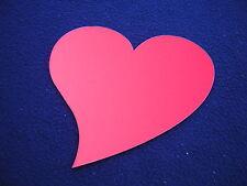 MIROIR STICKER COULEUR coeur rouge