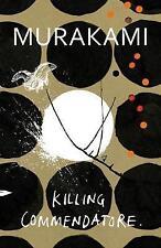 Killing Commendatore by Haruki Murakami Hardcover 9781787300194