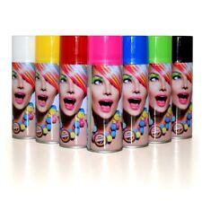 Color Haarspray 250ml | 7 Farben | Haarfarben Fasching Karneval Halloween farbig