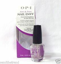 OPI Nail Treatment Strengthener Envy Soft & Thin .5oz/15ml