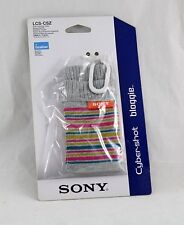 Sony LCSCSZW Soft Carrying Case for bloggie MHS-TS20 MHS-TS22 MHS-TS55