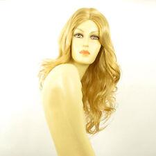 Perruque femme longue blond clair doré CHARLETTE LG26