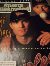 Mike Mussina Ben McDonald Cover Sports Illustrated Magazine 1994