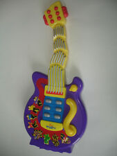 The Wiggles Guitar Wiggly Giggly Singing Dancing Very Rare