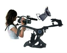 new Video camera Tripod Shoulder Support pad and Viewfinder For Canon 5D 7D 500D