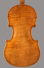 A very fine, old French violin made by Paul Bailly, 1890