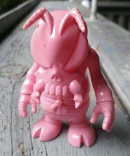 Pink Secret Base Skull Bee Kaiju Monster Kanjin Sofubi Vinyl Kidrobot Monster