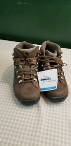 Footprints by Birkenstock Womens Leather Hiking Trail Boots US Size 6.5 NEW
