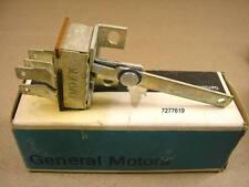 1961 1962 Pontiac Fullsize Heater Blower Switch With P.B.C. Heater NOS, 7277619
