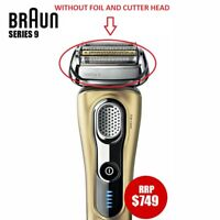 Braun Series 9 Electric Shaver  Wet & Dry Trimmer Rechargeable 9299s: Main Unit