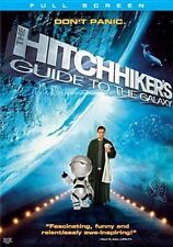 Hitchhikers Guide to The Galaxy DVD 2005 Region 1 US IMPORT NTSC