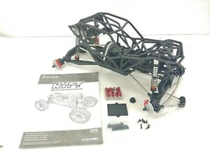 NEW: AXIAL RBX10 Ryft 4WD 1/10 Rock Bouncer Roller Slider Chassis w/ Black Cage