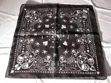 Paisleymuster-Skull Damen-Schals & -Tücher aus 100% Baumwolle