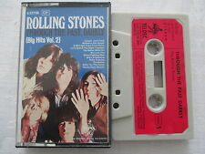 The Rolling Stones: Through The Past, Darkly - MC Cassette Kassette GERMANY RARE