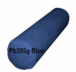 """PB Faux Leather Memory Foam Car Seat Pillow 4.5""""x11"""" (12cm x 28cm) 20 Colors"""