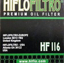 Ölfilter HF116, HM , Honda , Polaris, Husqvarna