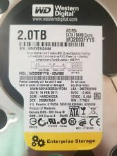 "2TB SATA Western Digital RE Internal 7200RPM 3.5"" (WD2003FYYS)"